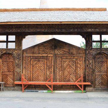 Simbolistica portilor maramuresene